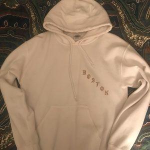 BOSTON Life of Pablo Tour Sweatshirt Small Used
